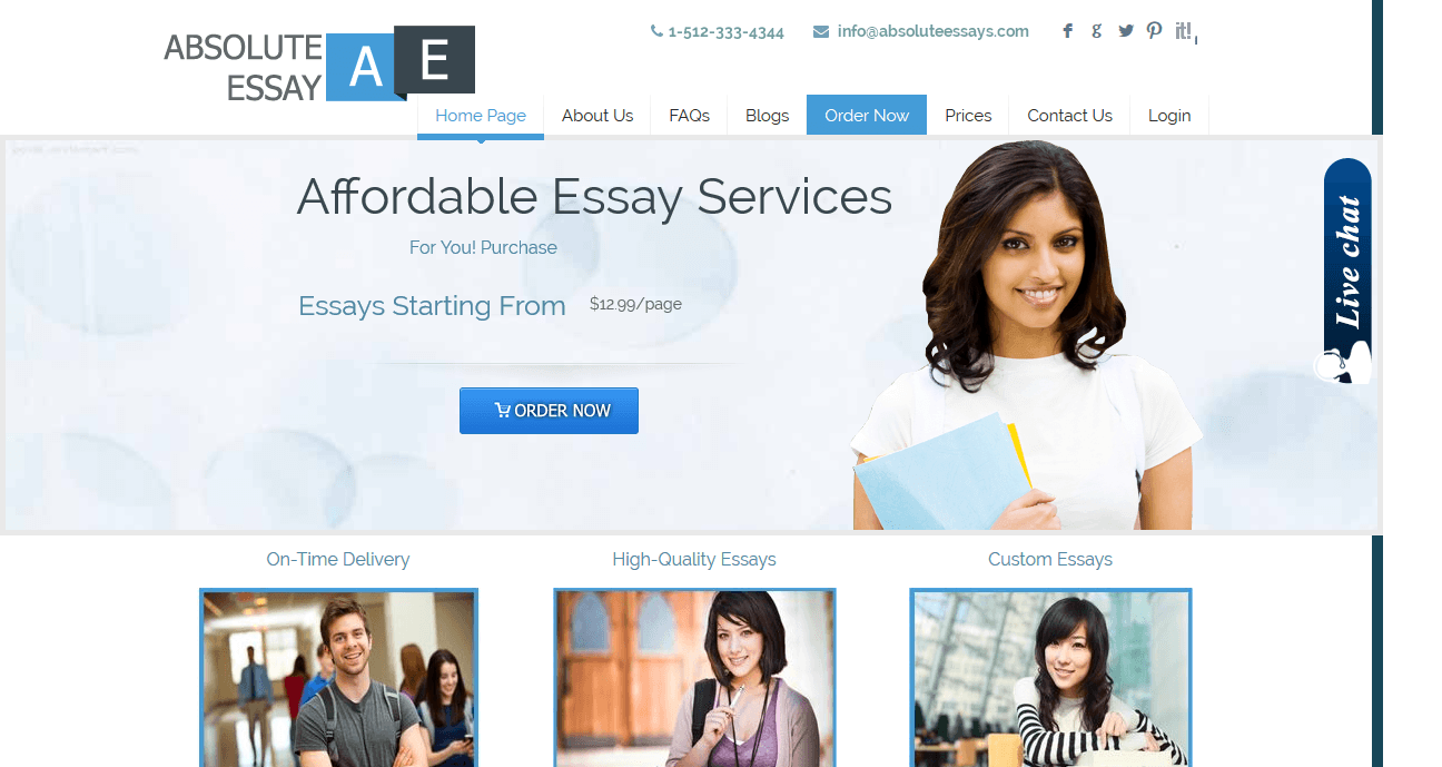 absoluteessays.com Review