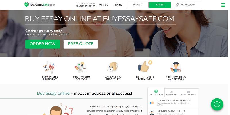 Buy essy safely