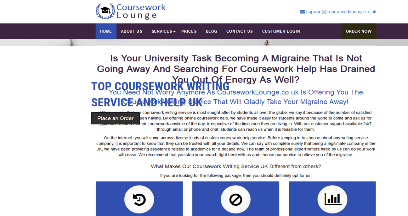 courseworklounge.co.uk Review