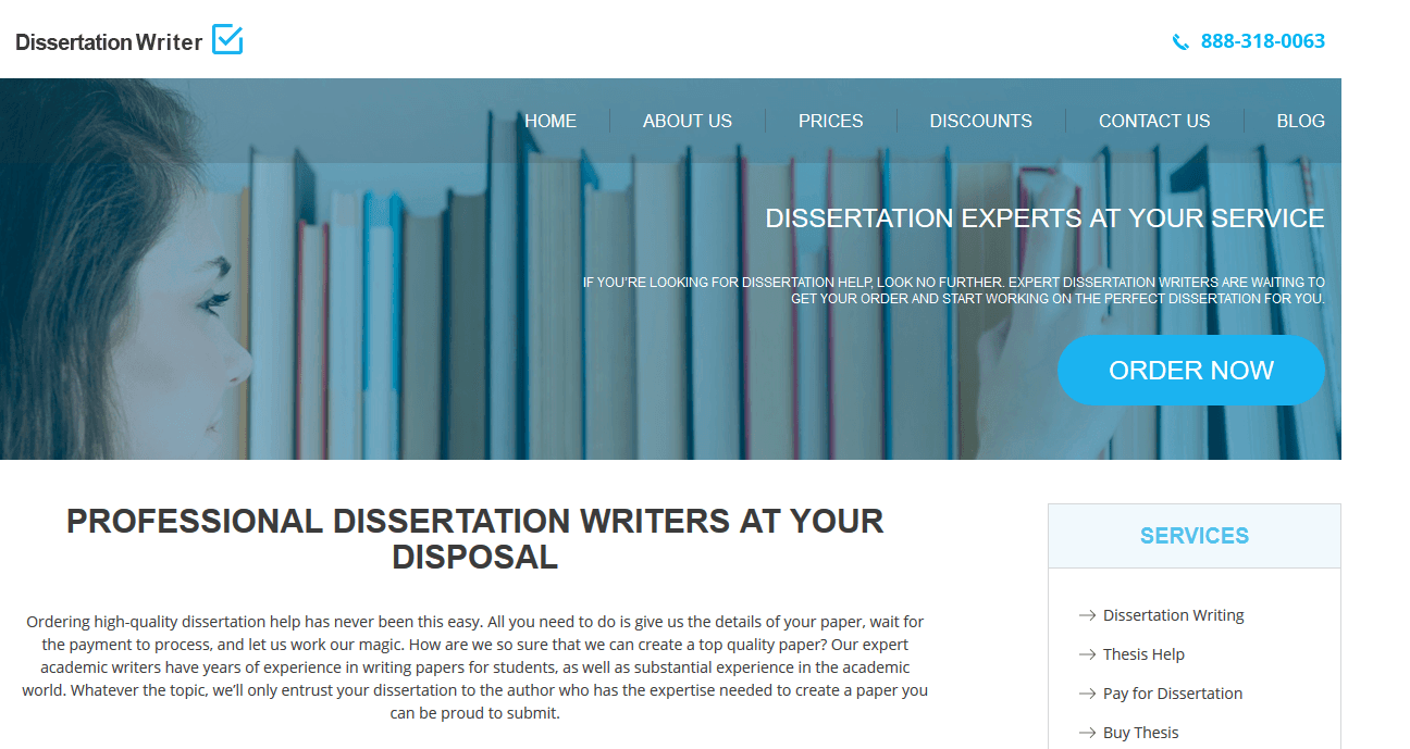 dissertationwriter.org Review