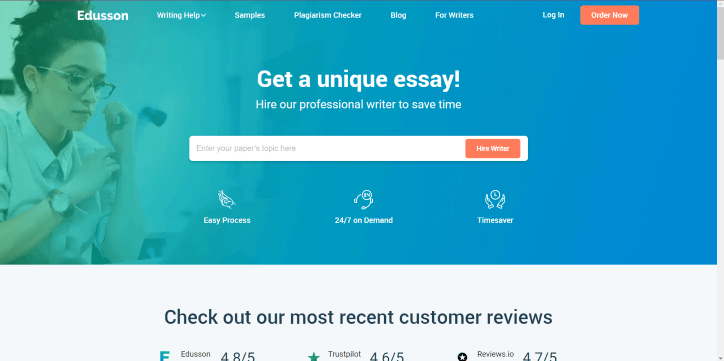 edusson.com Review