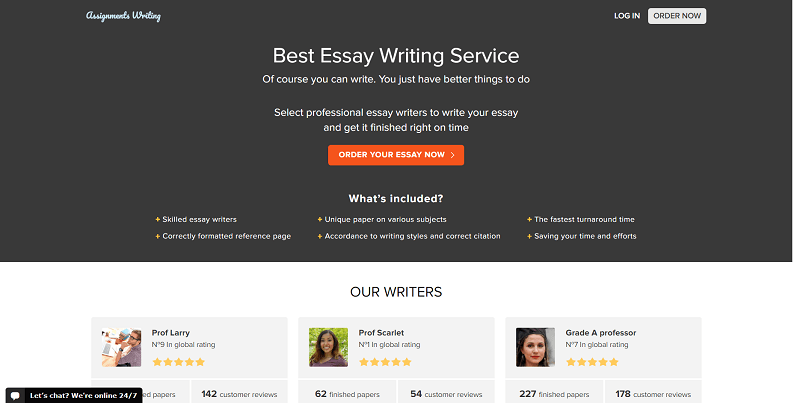 essays.primetimeessay.com Review