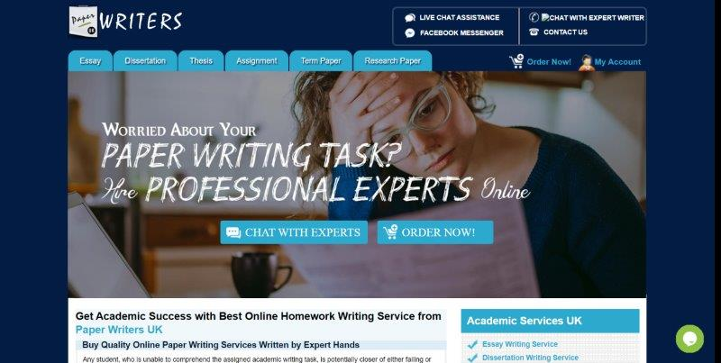 Essay writing service co uk review