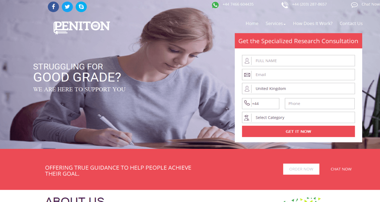 peniton.co.uk Review