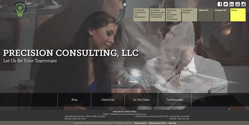 precisionconsultingcompany.com Review