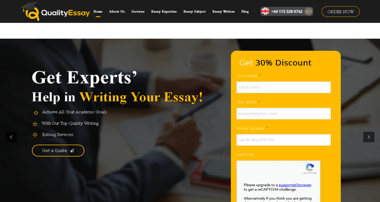 Best Essay Writing Services (January ) | UK Top Writers